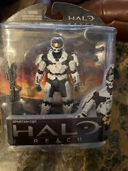 Spartan CQC custom male action figure  - Halo Reach series 2 White New ⭐️⭐️ $25.99