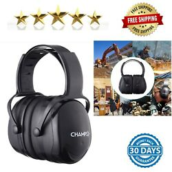 Noise Cancelling Ear Muffs Hearing Shooting Range Protection Construction Sports $16.32