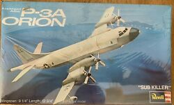 Revell Lockheed ASW P 3A Orion quot;Sub Killerquot; 1 115 Scale Factory Seal $21.25