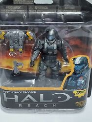 Halo Reach Series 3 ODST Jetpack Trooper  Action Figure McFarlane Toys $88.00