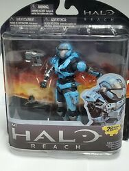 McFarlane Toys Spartan  Halo Reach Action Figure kat New $70.00