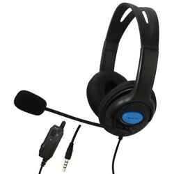 Wired Stereo Bass Surround Gaming Headset for PS4 New Xbox One PC with Mic SP $11.99