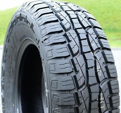 4 New Atlas Crosswind A T 275 65R18 116H AT All Terrain Tires $495.93