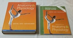 Fundamentals of Anatomy & Physiology Student Textbook & Teachers Visual Guide $19.96