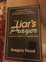 The Liars Prayer Gregory Flood $1.60