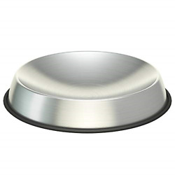 Cat Food Bowl Whisker Relief Friendly Stainless Steel Non-Skid Dishwasher Safe $27.51