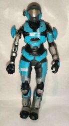McFarlane Toys Halo Reach Series 2 - Kat Action Figure Cyan $31.99