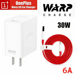 Genuine OnePlus Warp Charge 30W Power Charger Cable For OnePlus 8 7 7T Pro $20.00