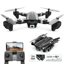 S167 foldable GPS drone with 1080P HD wifi camera FPV quadcopter selfie tapfly $99.99