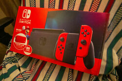 Nintendo Switch console - New In Box - limited edition bundle - ready to ship! $498.88