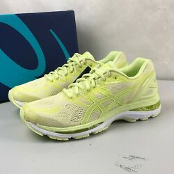 Size 9 Women's Asics GEL-Nimbus 20 Running Shoes T850N-8585 Lime Limelight $79.95