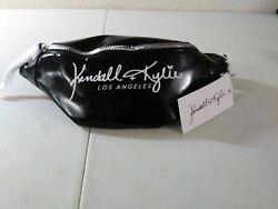 Kendall Kylie Black Fanny Pack Kendal And Kylie Fashion Fanny Pack * Black