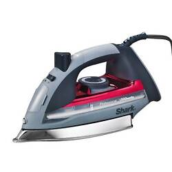 Shark GI305 Lightweight Professional 1500W Powerful Smooth Glide Steam Iron $24.99