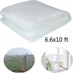 Fence Vegetables Fruit Flowers Plant Protection Greenhouse Garden Net 3x2m $11.89