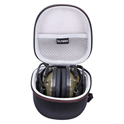 Protection Case Electronic Ear Muffs Noise Cancelling Impact Shooting Shockproof $14.21