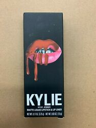 Kylie Cosmetics Lip Kit Matte Liquid Lipstick amp; Lip Liner Set Autumn