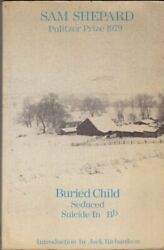 Buried Child by Shepard Sam Book The Fast Free Shipping $6.69