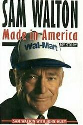 Sam Walton: Made in America : My Story by Walton Sam Book The Fast Free $19.99