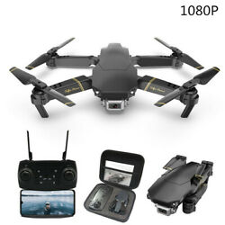 Foldable Wifi FPV HD 720/1080P/4K/No Camera 2.4G 6-Axis RC Quadcopter Drone Toys $50.72