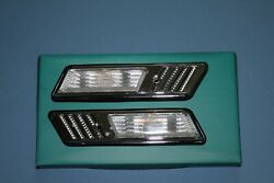 Crystal Side Marker Indicator Light Lamp FOR #x27;1991 #x27;1996 BMW B3 E36 3 Series $45.00