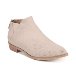 Gentle Souls by Kenneth Cole Womens Neptune Chelsea Booties Mushroom Size 10 M $103.18