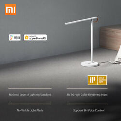 Xiaomi Mijia LED Desk Lamp 1S Foldable Ra90 Brightness Color Tem Adjustable Lamp $57.94