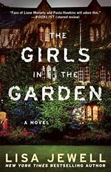 The Girls in the Garden by Jewell Lisa Book The Fast Free Shipping $8.99