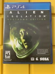 Alien Isolation Nostromo Edition PS4  PlayStation 4 $17.10