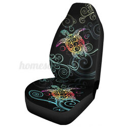 1pcs Car Front Seat Cover Fabric Cases Protector Universal Breathable For SUV US $10.99