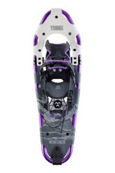 TUBBS Mountaineer Women#x27;s 21 Snowshoes Snowhiking trekking Backcountry japan $360.00