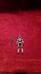 McFarlane Halo Reach pink Air Assault Spartan Figure $20.00