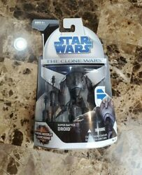 Super Battle Droid No.12 STAR WARS The Clone Wars TCW MOC $27.49