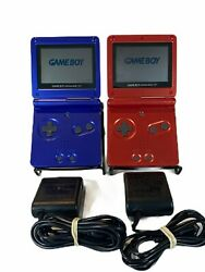 Gameboy Advance SP AGS-001 Handheld Video Game **YOU PICK** !!FREE SHIP!! $74.99