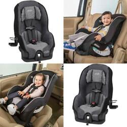 Convertible Car Seat Baby Toddler Safety 2 in 1 Facing Front Rear Harness Saturn $94.99