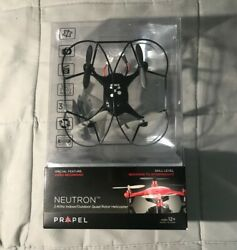 Drone Propel Positron 2.4Ghz Quad Rotor Helicopter Camera Drone Black $30.00