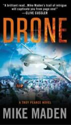 A Troy Pearce Novel Ser.: Drone by Mike Maden 2014 Mass Market NEW Paperback $1.99