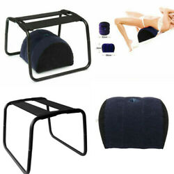 Sex Chair Aid Bouncer Weightless Inflatable Pillow Love Position Stool Bounce $69.59