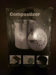 Compostizer Kitchen Compost Bin With Accessory Kit $31.99