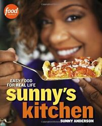 Sunny#x27;s Kitchen by Anderson Sunny Book The Fast Free Shipping $8.99