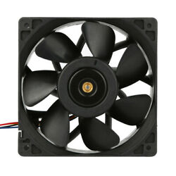 6000RPM Cooling Fan Replacement 4 pin Connector For Antminer Bitmain S7 S9 $12.77