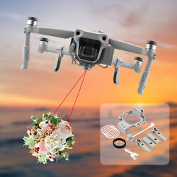 Useful Quick Release Drone Delivery Device Gift Dropping Kit For DJI Mavic Air 2 $35.06