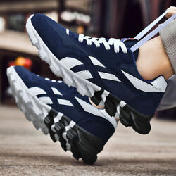 Men#x27;s Casual Running Shoes Sports Trainers Tennis Sneakers Breathable Athletic $25.99