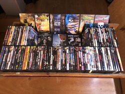LOT OF 20 Used And Sorted DVDS BULK DEAL 20 DVDS WHOLESALE NO DUPLICATES $9.99