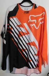 Fox Motocross Racing Shirt Mens Large EUC Off Road $15.99