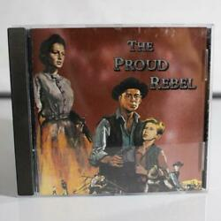 the proud rebel soundtrack cd by jerome moross $31.00