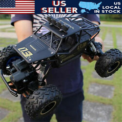 1:16 27GHz RC Monster Remote Control Truck Off Road Vehicle Racing Crawler Car $26.76