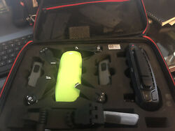DJI Spark Quadcopter and Controller Combo w a lot of Extras $344.00