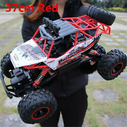 US 37CM 1 12 RC Car Remote Control Vehicle 2.4Ghz Electric Monster Off Road Gift $46.54