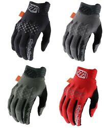 Troy Lee Designs 2020 Men#x27;s Gambit MTB Gloves Black All Sizes $45.00