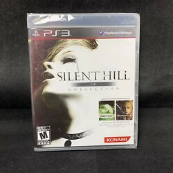 Silent Hill HD Collection PS3 PlayStation 3 BRAND NEW $31.95